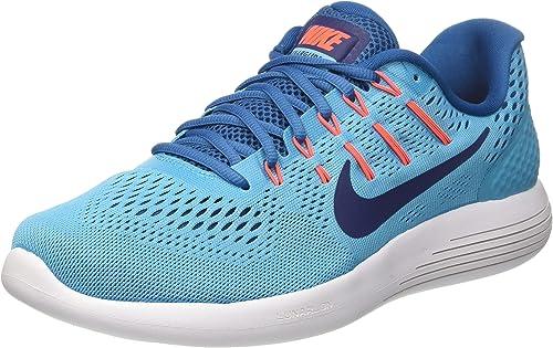 Nike Lunarglide 8, Hauszapatos de Running para Hombre