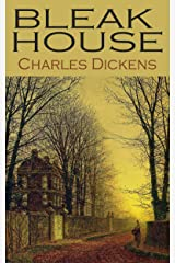 BLEAK HOUSE (complete, unabridged and with all the original illustrations from first publication) Kindle Edition