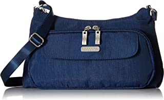 Baggallini Everyday Crossbody Bag - Stylish, Lightweight Purse With Built-In Wallet and Adjustable Strap