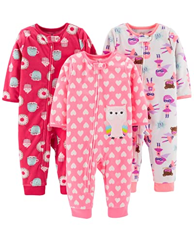 a1dc8599a 2T Fleece Pajamas  Amazon.com