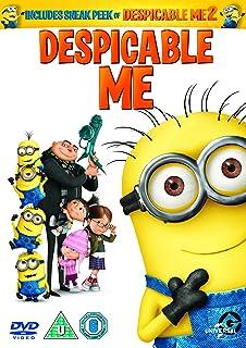 Despicable Me + Despicable Me 2 Sneak Peek DVD