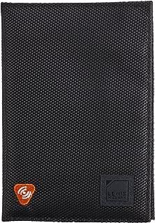 RFID-Blocking Passport Holder Case,Black,One Size