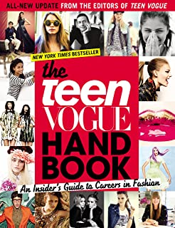 The Teen Vogue Handbook: An Insider's Guide to Careers in Fashion (English Edition)