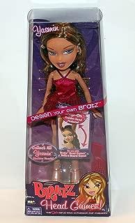 Bratz Head Gamez Doll - Yasmin