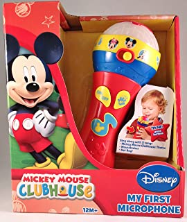 Disney Mickey Mouse Clubhouse My First Microphone (packaging may vary)