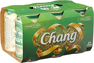 CHANG Beer Can, 320ml (Pack of 24)