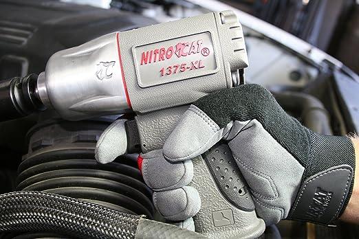 "Aircat 1375Xl Nitrocat 1//2/"" Mini Air Impact Wrench"