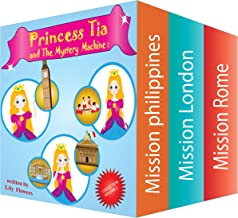 Princess: Princess Tia and the Mystery Machine Collection Volume 2