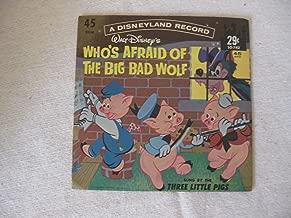Walt Disney's Who's Afraid of the Big Bad Wolf