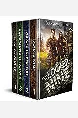 The Locker Nine Books: The Complete Four-Volume Locker Nine Series Kindle Edition