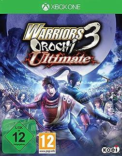 Tecmo Koei Warriors Orochi 3: Ultimate, Xbox One Basic Xbox One Inglese videogioco