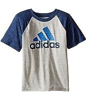 adidas Kids - Performance Raglan (Toddler/Little Kids)