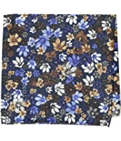 Eton - Floral Pocket Square