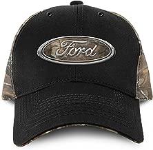 hat logo size