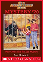 Baby-Sitters Club Mystery #20: Mary Anne and the Zoo Mystery (The Baby-Sitters Club Mysteries)