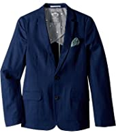 Appaman Kids Structured Blazer with Pocket Detail (Toddler/Little Kids/Big Kids)
