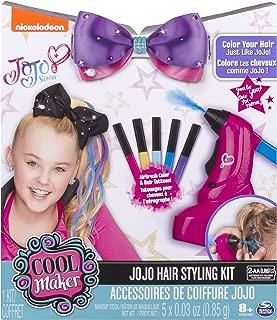 JoJo Siwa Hair Styling Kit - Airbrush Highlights and Hair Tattoos