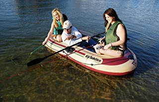 Solstice by Swimline Voyager 3-Person Boat