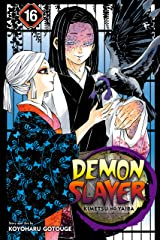 Demon Slayer: Kimetsu no Yaiba, Vol. 16: Undying Kindle Edition