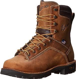 Men's Quarry USA 8 Inch Work Boot