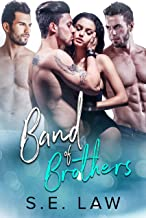 Band of Brothers: A MFMM Menage Romance (Sweet Treats Book 8)
