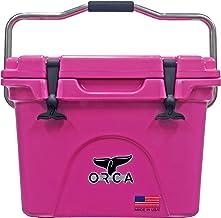 ORCA Extra Heavy Duty Cooler, Pink, 20-Quart