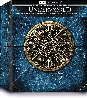 Underworld (2003) / Underworld Awakening / Underworld Evolution / Underworld: Blood Wars / Underworld: Rise of the Lycans...