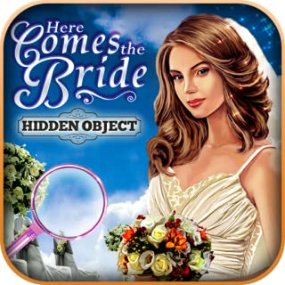 Hidden Object – Here Comes the Bride: Help Bride On Her Big Day! FREE Seek & Find Hunt Game