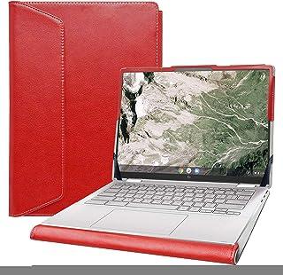 "Alapmk Protective Cover Case for 17"" Dell XPS 17 9700 Series Laptop[Note:Not fit XPS 17 L701X L702X /XPS 15/XPS 13],Red"