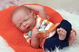 My Cute Reborn Baby Boy Doll 14