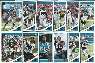 2016, 2017, 2018 Panini Donruss Football Carolina Panthers 3 Team Set Lot Gift Pack 34 Cards W/Rookies