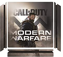 Sponsored Ad - Call of Duty: Modern Warfare 2019 CODMW Game Skin for Sony Playstation 4 Slim - PS4 Slim Console - 100% Sat...