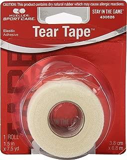 Mueller Tearlight Tape 1.5 x 7.5 Yd