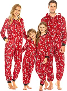 Best matching family pajamas one piece Reviews
