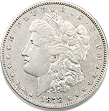 1878 P 8TF Morgan Silver Dollar $1 XF