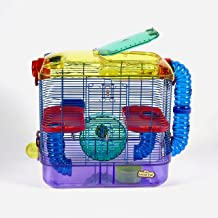 two level hamster cage