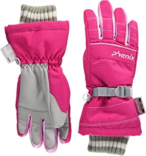 phenix(菲尼克斯) Snow Crystal Girl's Gloves PS8H8GL90 PK2 JL