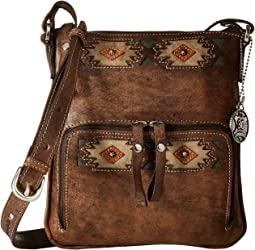 American West - Native Sun Crossbody/Wallet