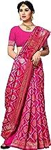 Sidhidata Textile Women's Kanjivaram Banarasi Jacquard Silk Heavy Saree With Unstitched Blouse Piece