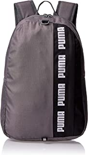 Puma Phase Backpack Ii Castlerock Grey Bag For Unisex, Size One Size