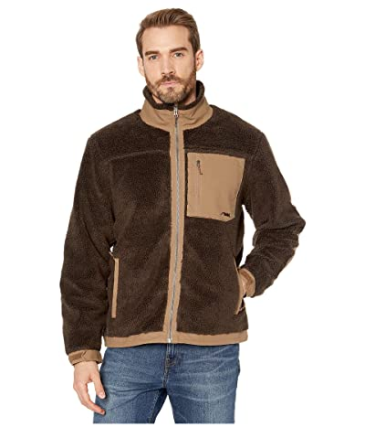 Mountain Khakis Fourteener Fleece Jacket (Coffee) Men