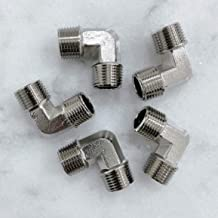 Pack of 10 MacCan Pneumatic PY3//16 Union Y 3//16 x 3//16 x 3//16 Tube OD Push to Connect Fittings