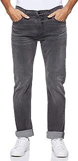 Levi's Men's 513 Slim Straight Jeans