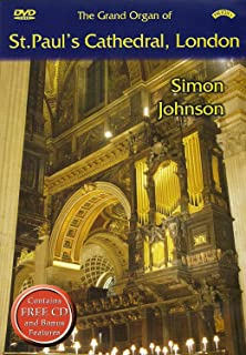 The Grand Organ Of St. Paul's Cathedral, London - Simon Johnson