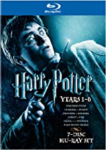 Harry Potter Years 1-6 Gift set
