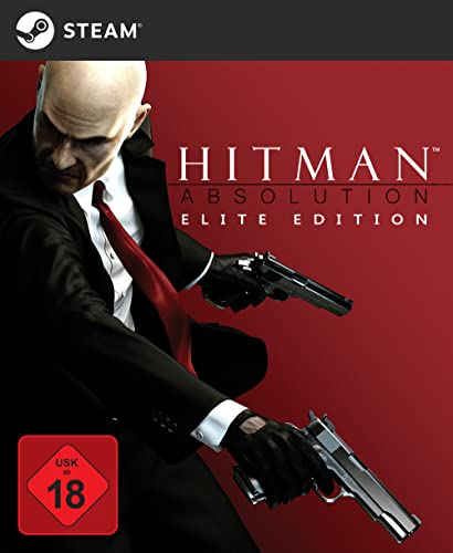 Hitman: Absolution Elite Edition [PC Code - Steam]