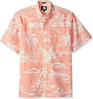 Men's My Private Isle Spooner Kloth Classic Fit Hawaiian Shirt