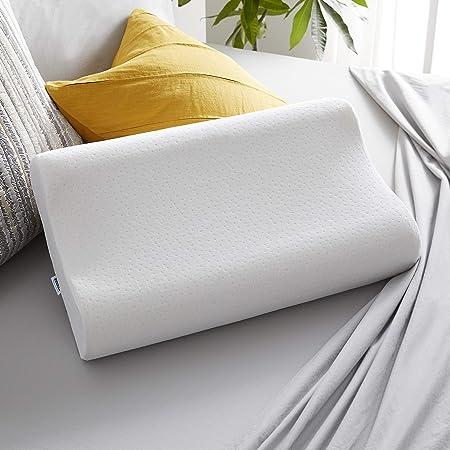 sleep innovations contour memory foam