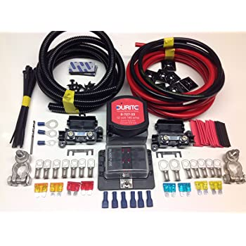12v 140amp M Power Voltage Sensitive Intelligent Split Charge Relay Scr014a Amazon Co Uk Car Motorbike