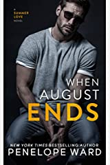 When August Ends Kindle Edition